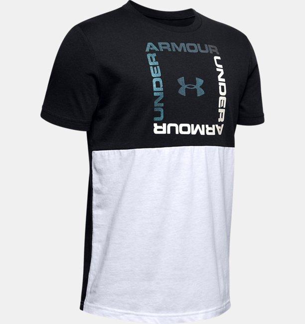 Boys UA Sportstyle Short Sleeve