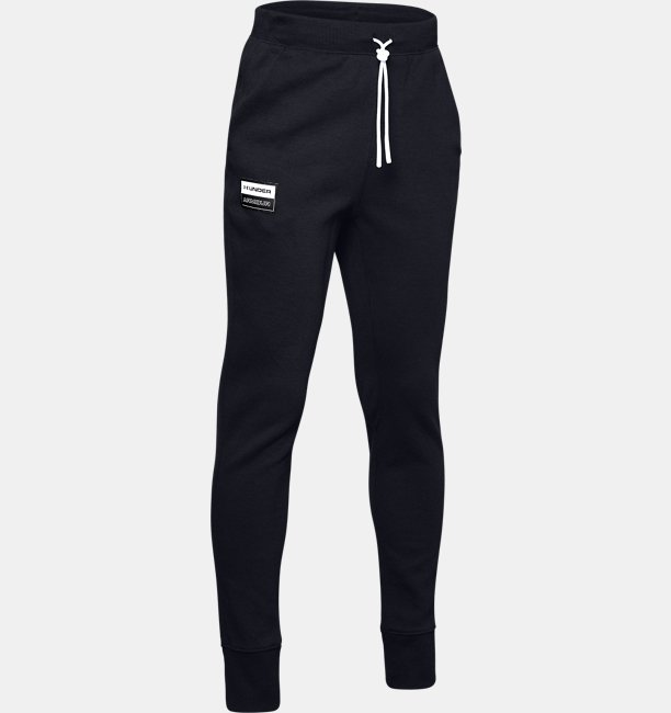 Boys UA Unstoppable Double Knit Pants