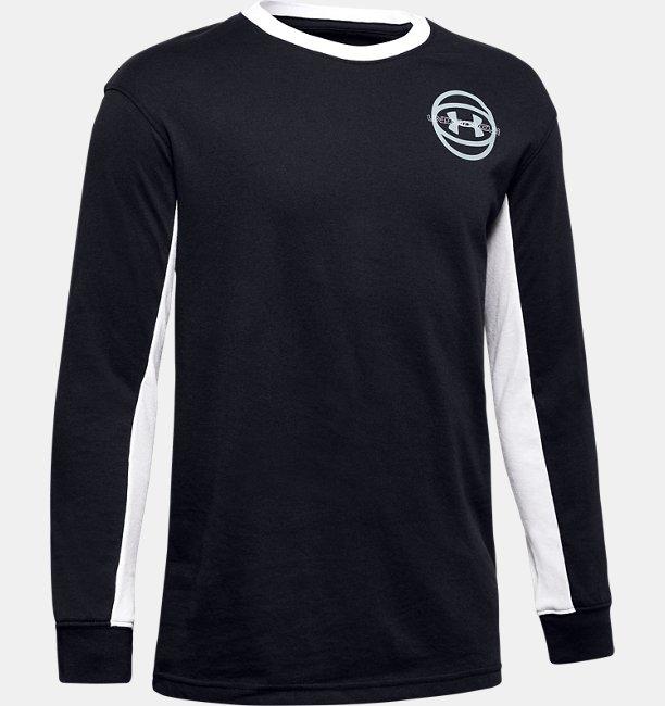 Boys UA Baseline Shooting Shirt