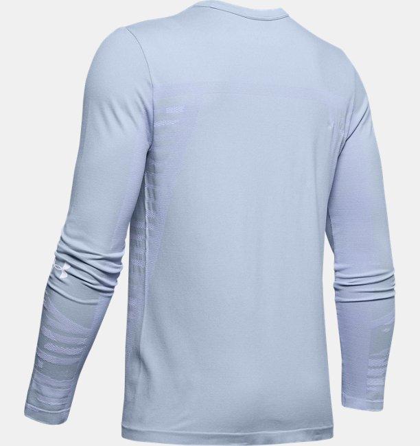 UA シームレス ロングスリーブ(トレーニング/Tシャツ/BOYS)