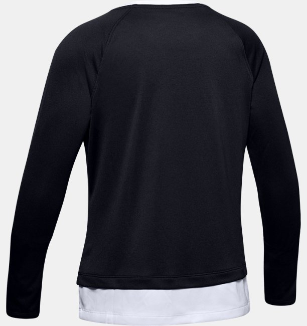 UA テック ロングスリーブ(トレーニング/Tシャツ/GIRLS)