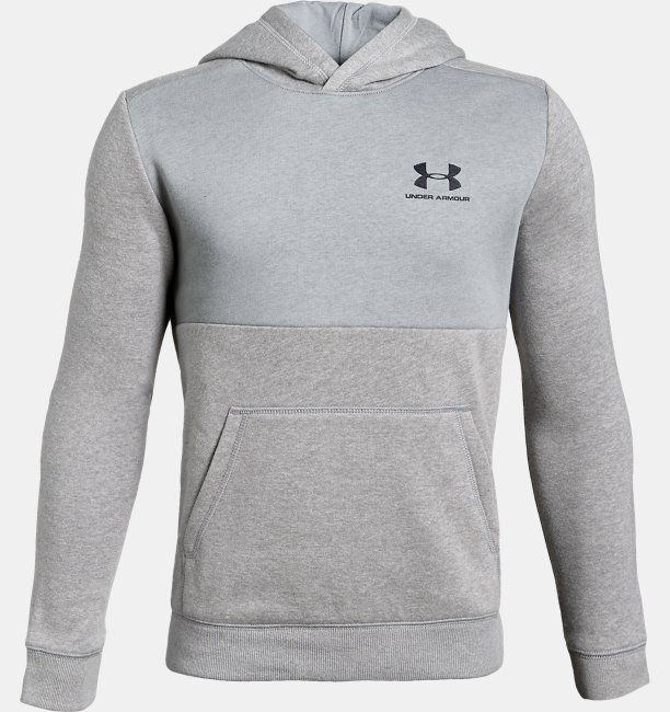 Boys UA EU Cotton Fleece Hoodie