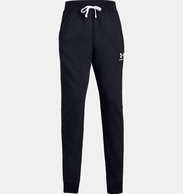 Boys' UA EU Cotton Fleece Joggers