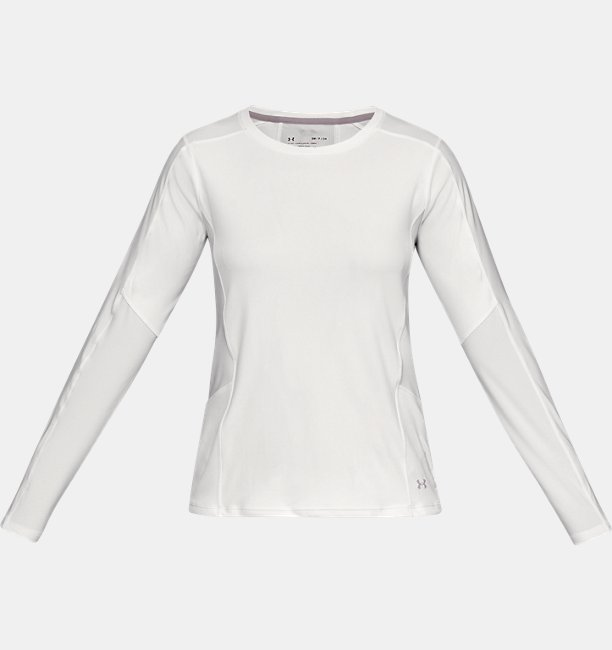 Womens UA Iso-Chill Fusion Long Sleeve