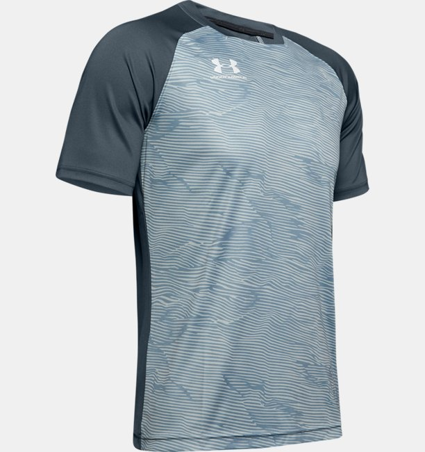 Mens UA Accelerate Premier Short Sleeve