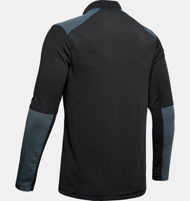Mens UA Accelerate Premier Midlayer Long Sleeve