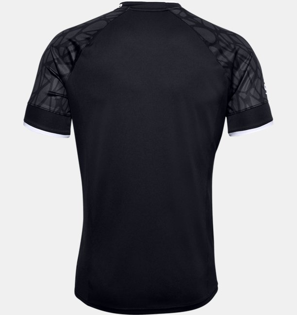Mens UA Challenger III Novelty Short Sleeve