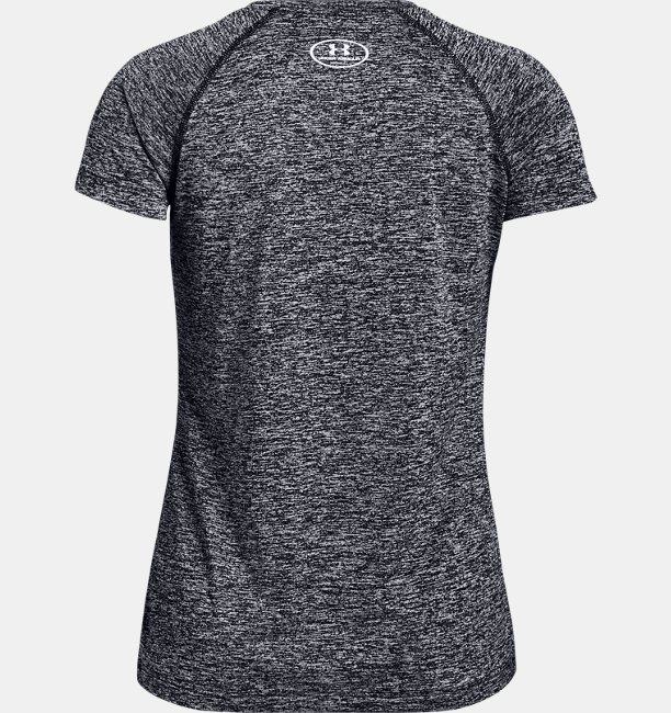 UA ビックロゴT ツイスト ショートスリーブ(トレーニング/Tシャツ/GIRLS)