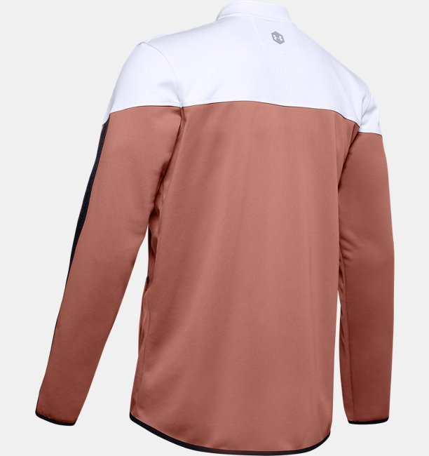 Mens UA RECOVER™ Knit Warm-Up Jacket