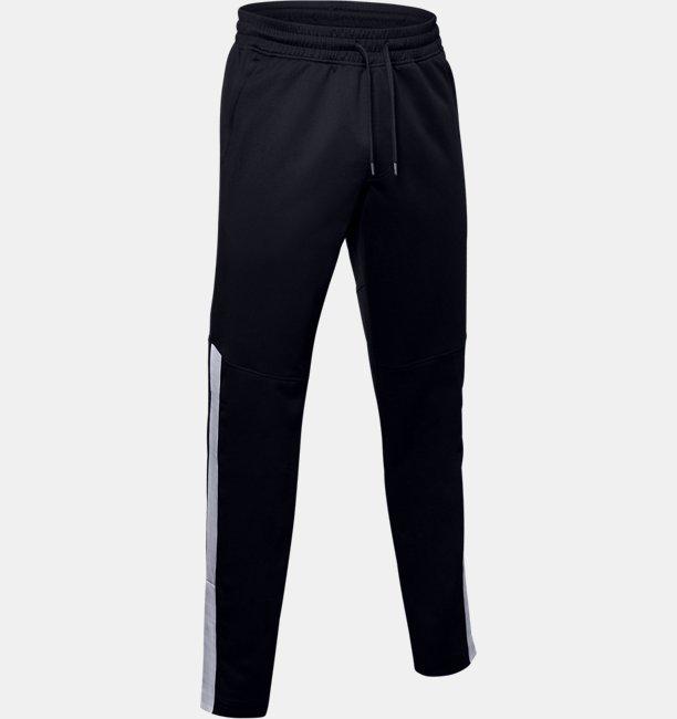 Mens UA RECOVER™ Knit Warm-Up Pants