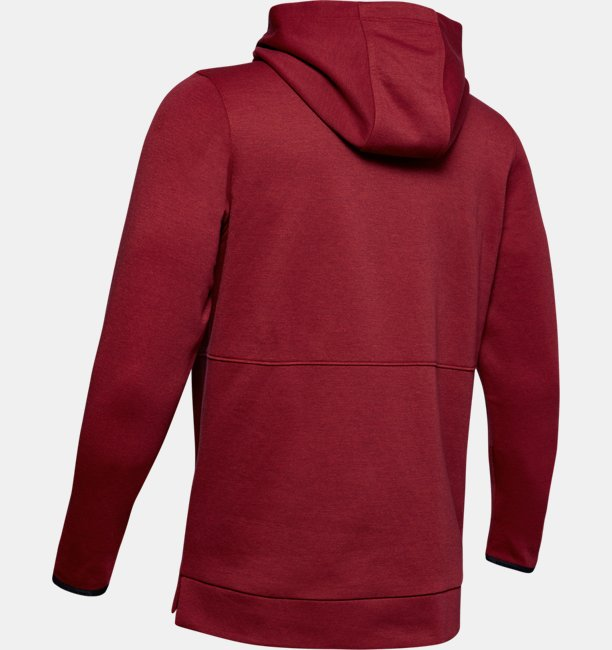 Herenhoodie UA Recover Fleece Graphic