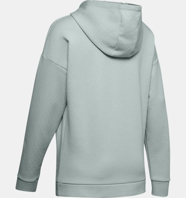 Womens UA Recover Fleece Wrap Pullover