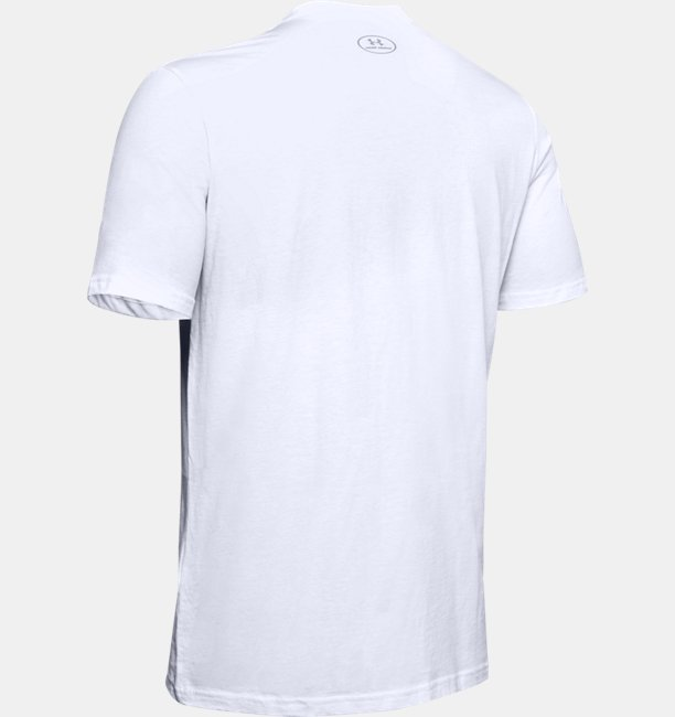Mens UA Ascend Short Sleeve