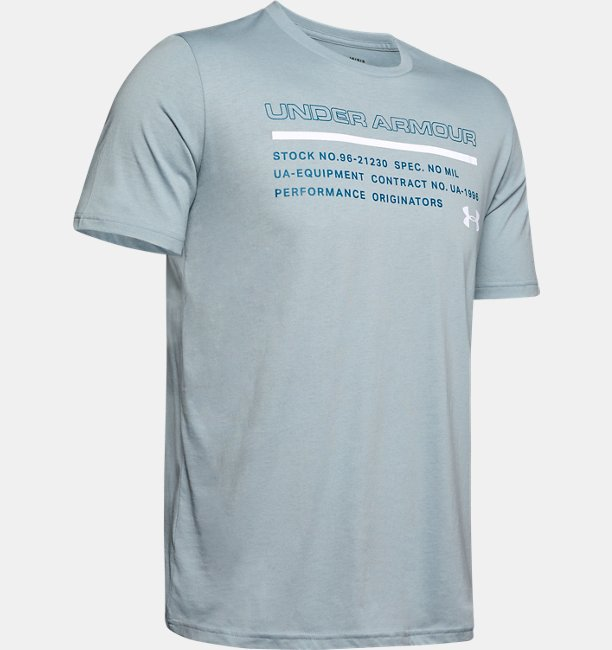 Mens UA Issued Short Sleeve