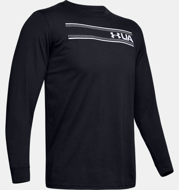 UAチーム ストライプ ロングスリーブ(トレーニング/MEN)