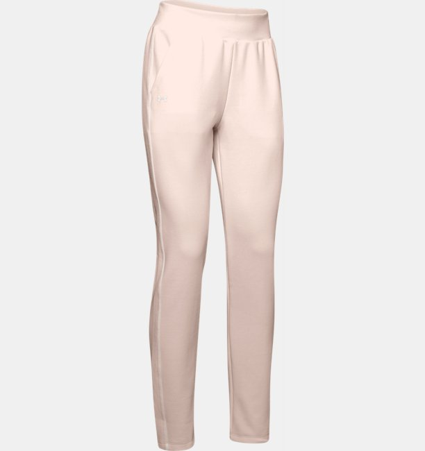 Womens UA Double Knit Track Trousers