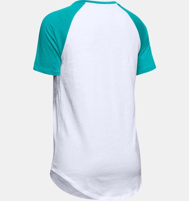 Womens UA Fit Kit Baseball T-Shirt