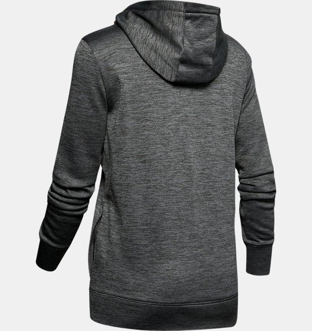 Womens Armour Fleece® Graphic 1/4 Zip Hoodie