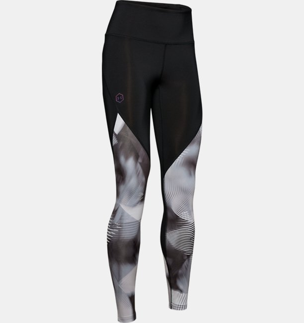 Womens UA RUSH™ Leggings Print