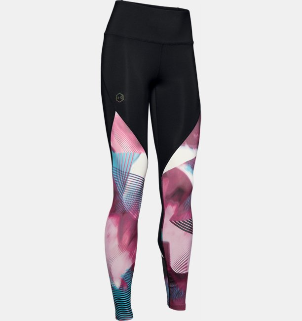 Leggings UA RUSH™ Print da donna