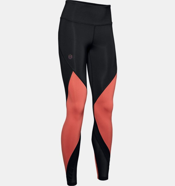 Womens UA RUSH Leggings