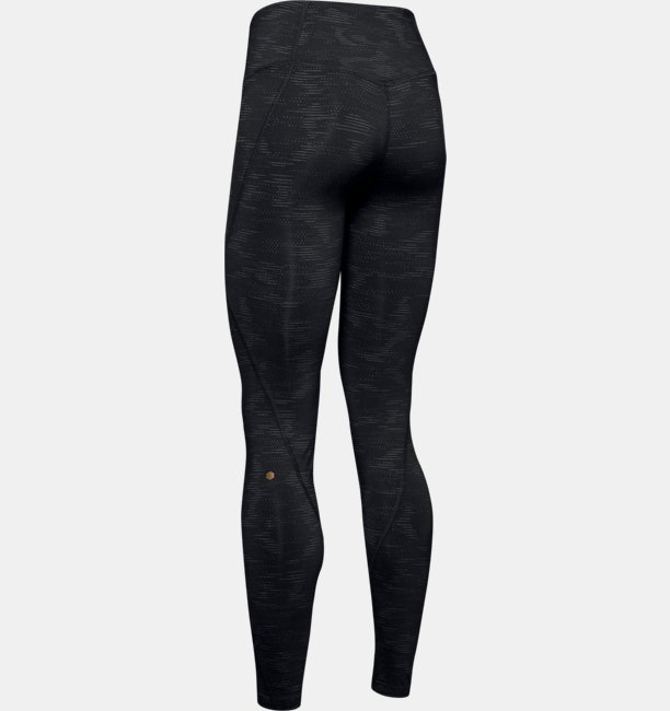 Womens UA RUSH™ Leggings Metallic Print