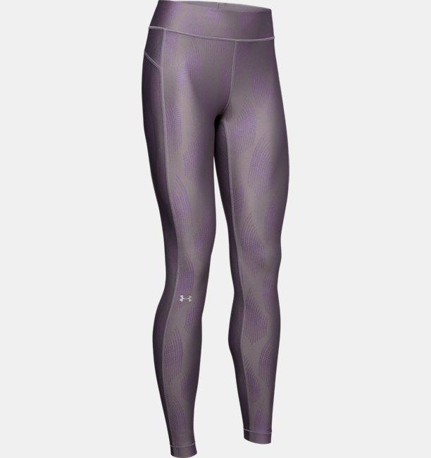 Leggings HeatGear® Armour Metallic para Mujer
