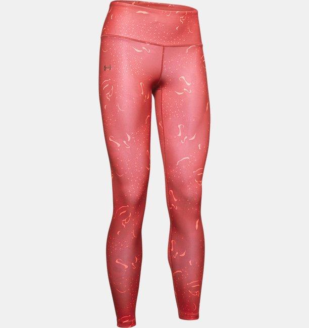 Womens ColdGear® Armour Leggings Print