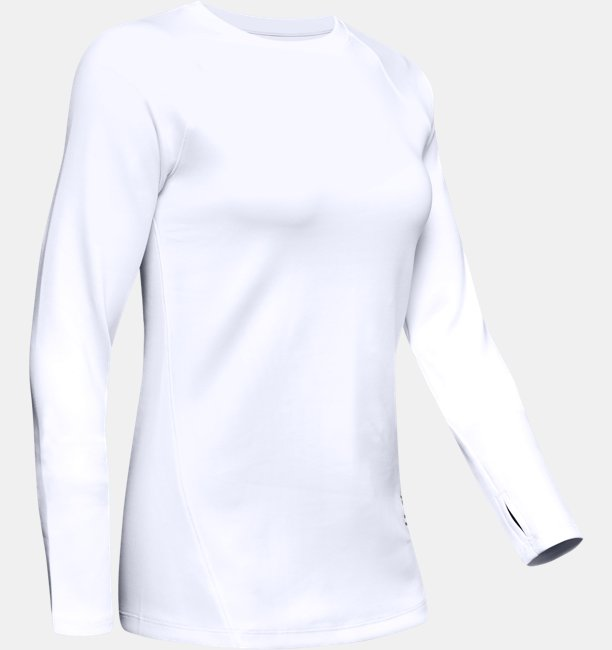 Womens ColdGear® Doubleknit Long Sleeve