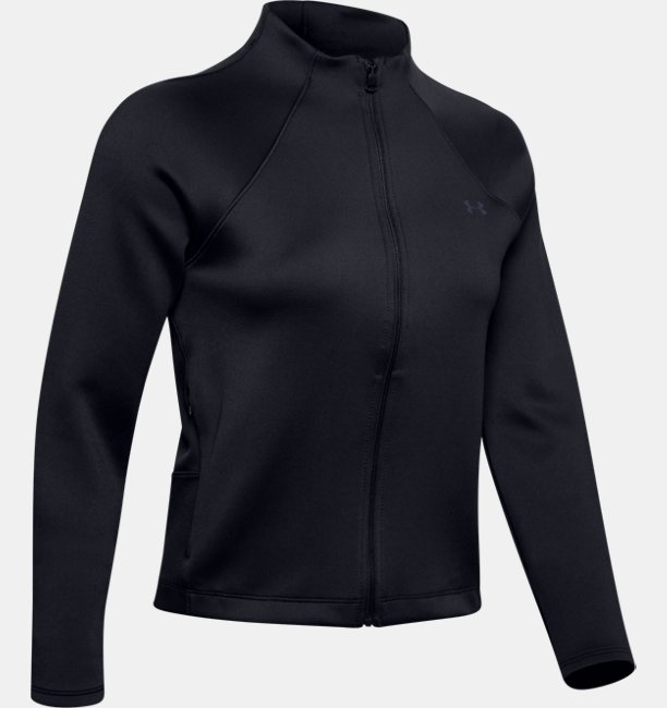 Womens ColdGear® Armour Full Zip Mock