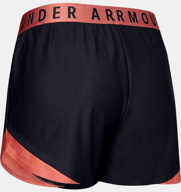Womens UA Play Up Shorts 3.0