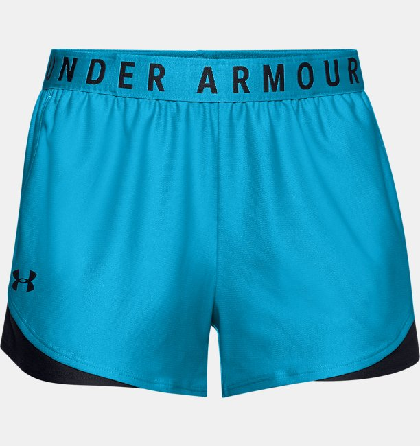 Damesshorts UA Play Up 3.0