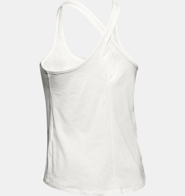 Womens UA Graphic Optic Motion X-Back Tank