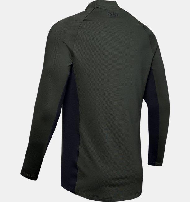 Herren UA Gametime ColdGear® Shirt mit Stehkragen