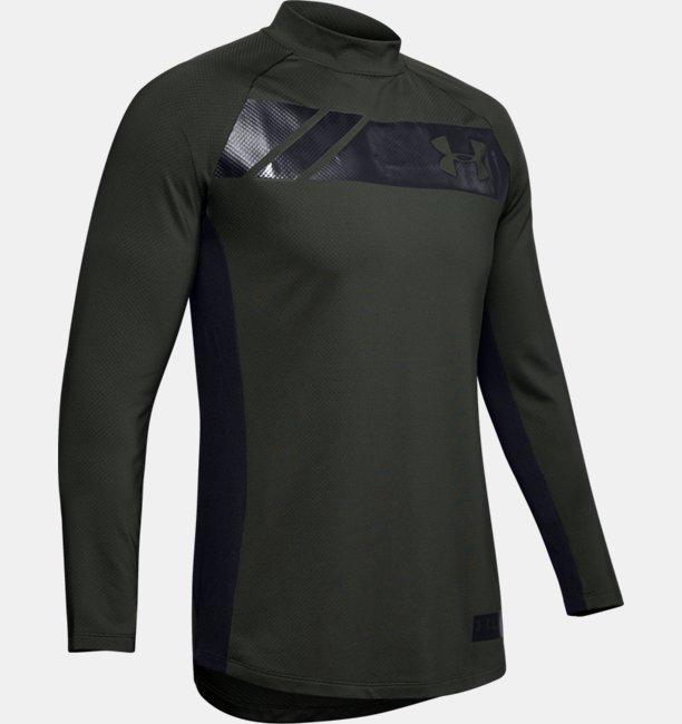 Camiseta UA Gametime ColdGear® para hombre