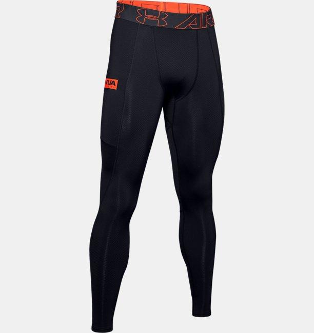 Mens UA Gametime ColdGear® Leggings