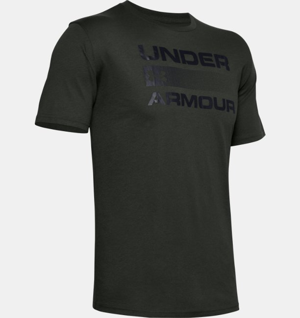 Mens UA Team Issue Graphic T-Shirt
