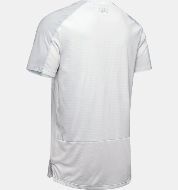 Mens UA MK-1 Emboss Short Sleeve
