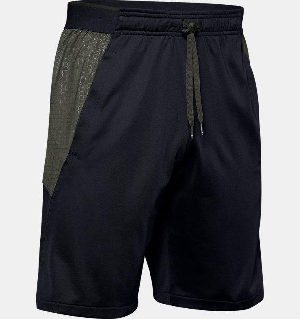 Mens UA MK-1 Emboss Shorts