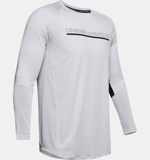 Mens UA MK-1 Wordmark Long Sleeve