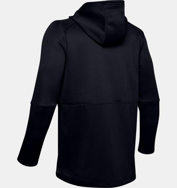 Mens UA MK-1 Warm-Up Full Zip Hoodie