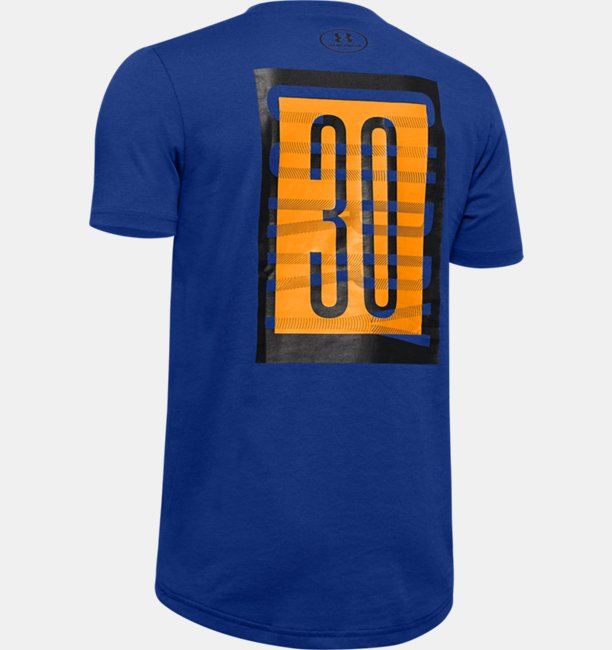 Boys SC30™ Branded Short Sleeve