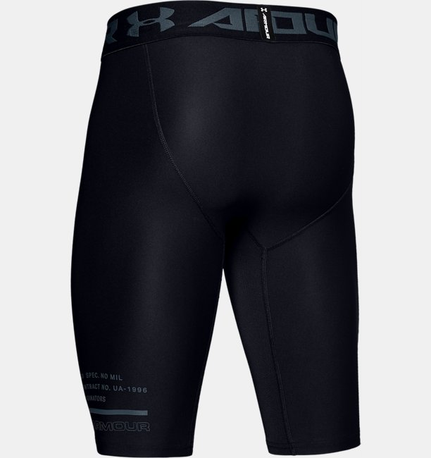 Herenshorts HeatGear® Armour - lang