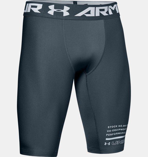 Mens HeatGear® Armour Long Shorts