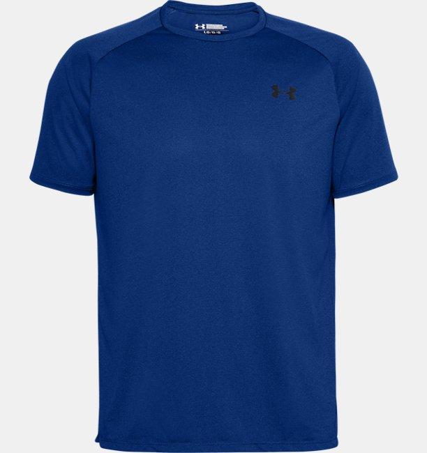 Mens UA Tech™ 2.0 Short Sleeve T-Shirt