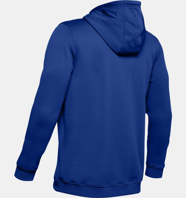 Mens Armour Fleece® Big Logo Graphic Hoodie