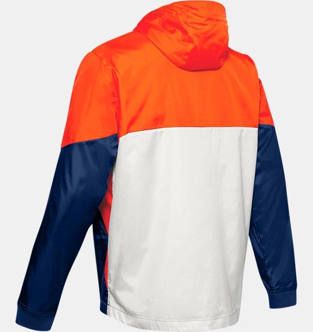 Mens UA Legacy Windbreaker Jacket