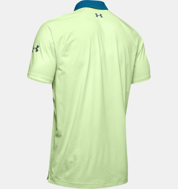 Mens UA Iso-Chill Polo