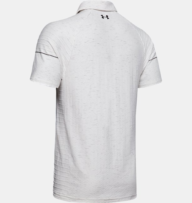Playera Polo UA New Space para Hombre