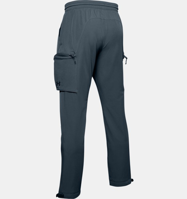 Mens UA Unstoppable Woven Cargo Pants